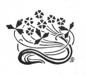 Vintage_Art_Nouveau_Floral_Ornament_2
