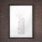 Free Printable Wall Art – Live Simply