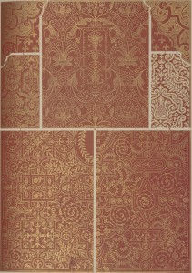 Vintage Ornamental Patterns of the French Renaissance